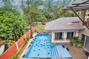 Villa Diya — Luxury villa for rent in Candolim