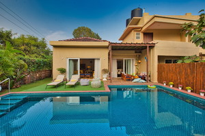Morjim Villa — Luxury villa for rent in Morjim