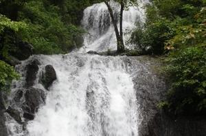 Kuskem Water Falls in South Goa