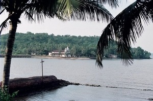 San Jacinto Island: the most exotic part of South Goa