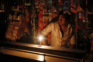 Power Cut in Goa