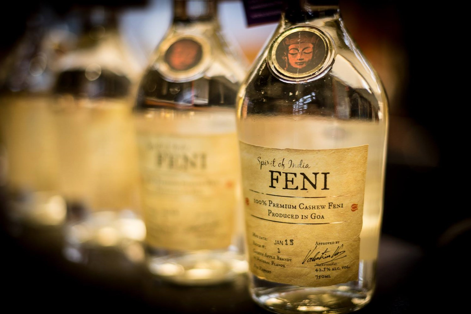 Feni in Goa