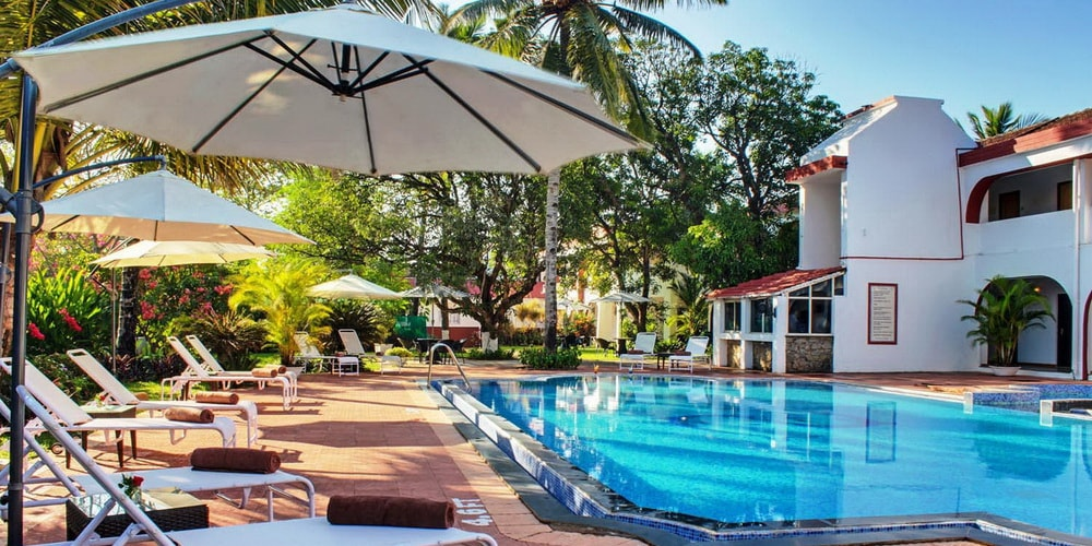 Longuinhos Goa Resort in Colva