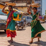 Panjim City Gallery: streets, markets, restaurants, sightseeing