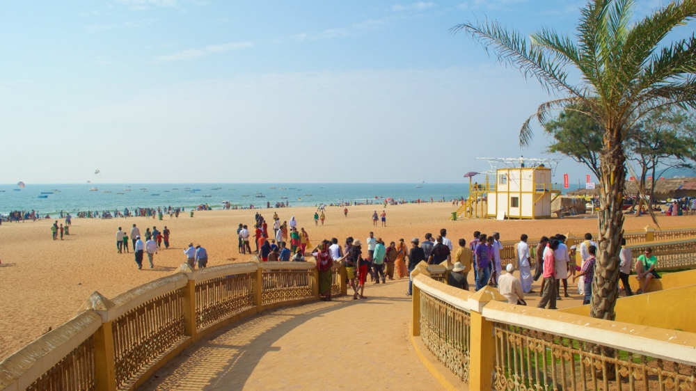 Beach season in Goa
