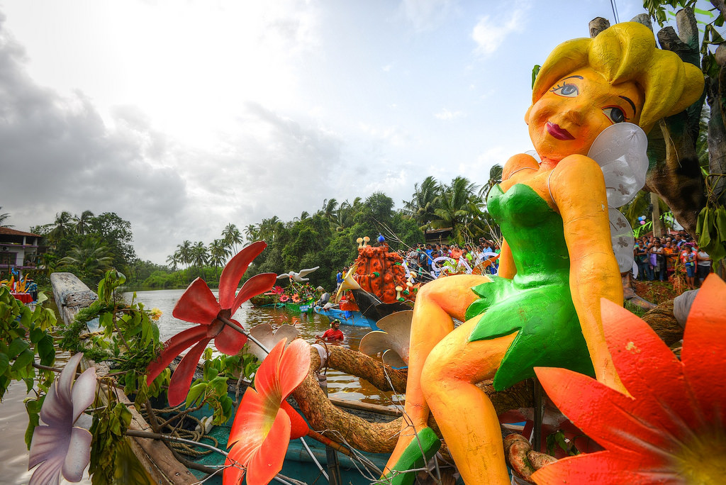 Sao Joao Festival in June, Goa