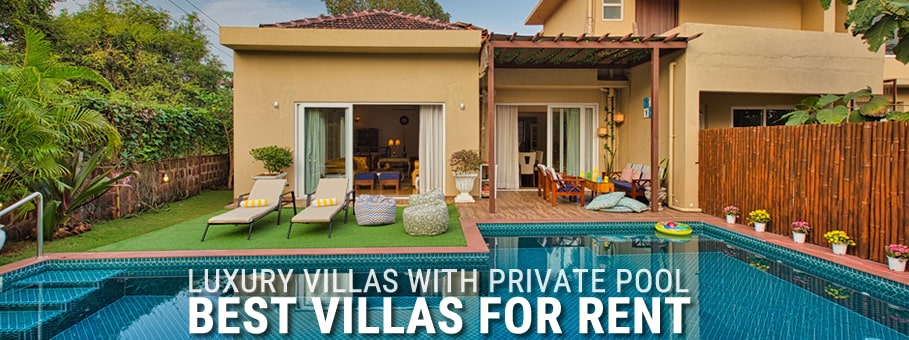 Goa Villas for Rent